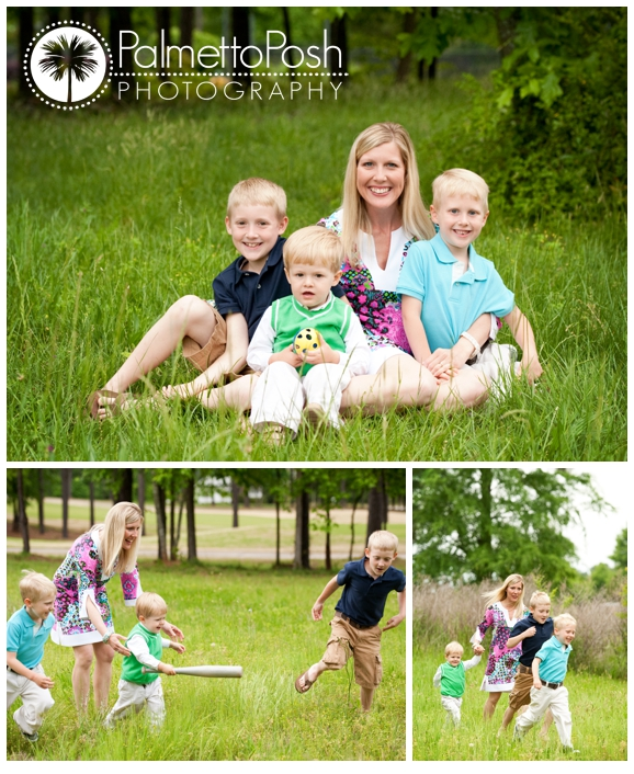 greenwood, sc mom & me photography sessions