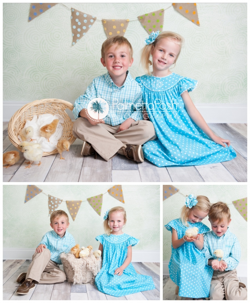 Easter Mini Session {Palmetto Posh Photography, Greenwood, SC}