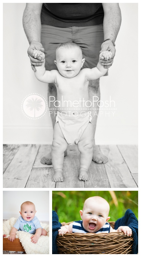greenwood, sc baby photographer | palmetto posh photography