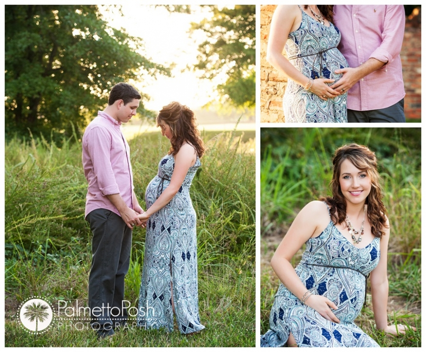 maternity photos | palmetto posh photography  greenwood, sc
