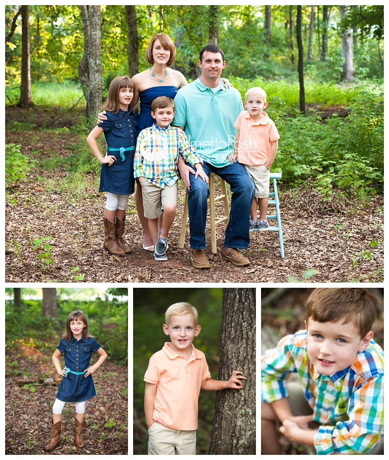 greenwood sc family photographer | palmetto posh photography