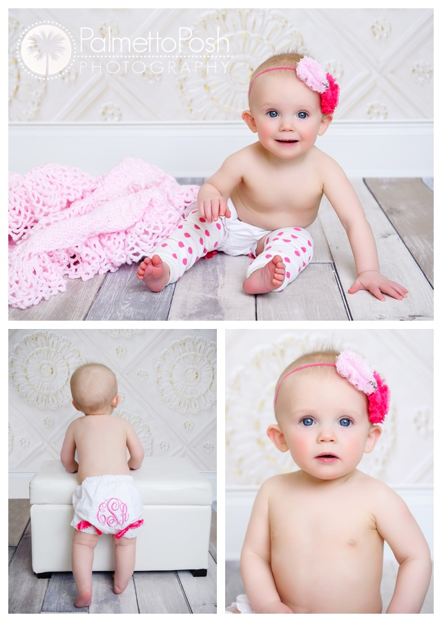 6M baby session, greenwood sc photographer amanda breeden, palmetto posh photography