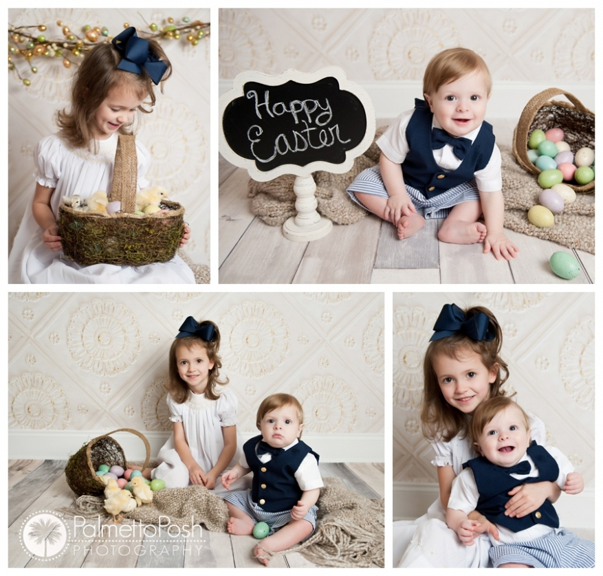 2015 easter sessions | palmetto posh photography greenwood sc