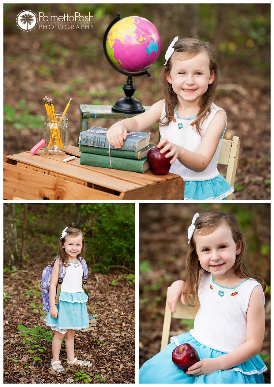Back to School Pictures, Greenwood, SC Photographer