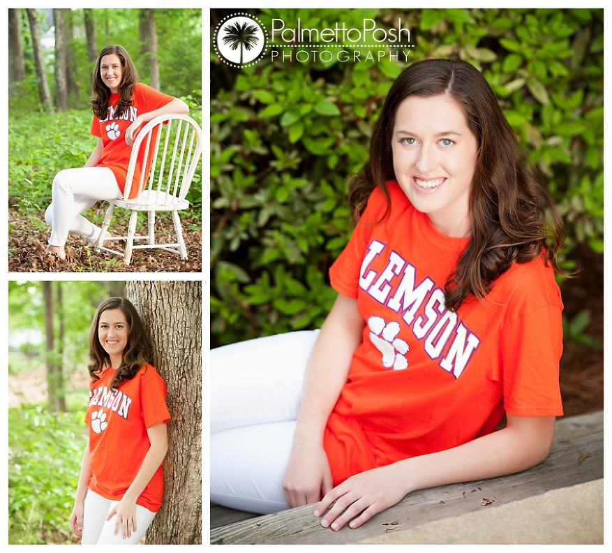 greenwood, sc senior photographer